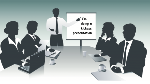 How to Perform a Kickass Sales Presentation